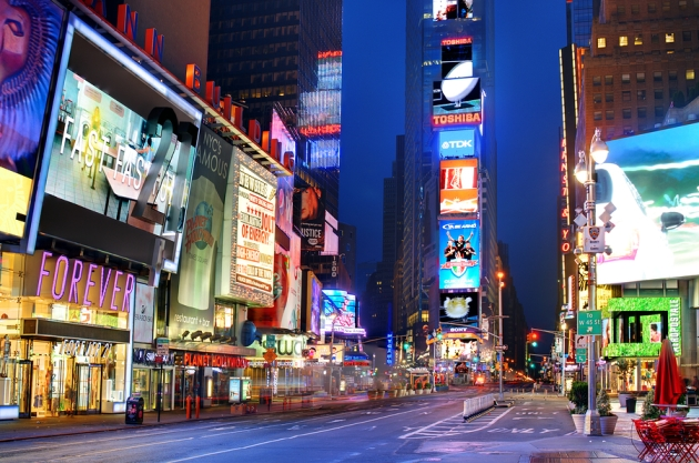 New York City NYC Time Square