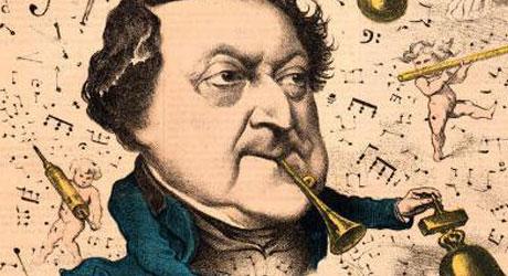 """Overture to """"Il Barbiere di Siviglia"""""""