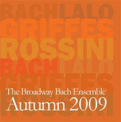 Fall Concert 2009