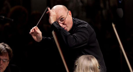 Arkady Leytush, guest conductor