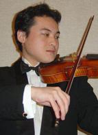 Muneyoshi Takahashi, violin