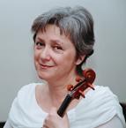 Yevgenia Strenger, violin