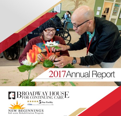 2017 Broadway House Annual Report