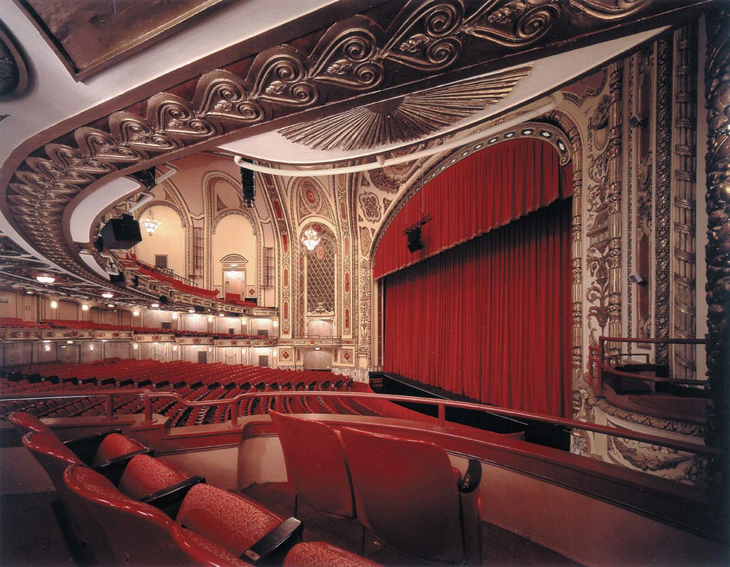 Cadillac Palace Theatre Broadway In Chicago