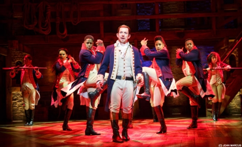 Image result for hamilton chicago pictures