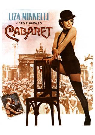 פוסטר של הסרט קברט