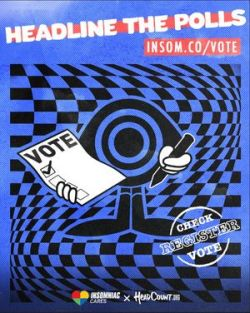 Insomniac Events Partners with Headcount to Promote Voter Registration