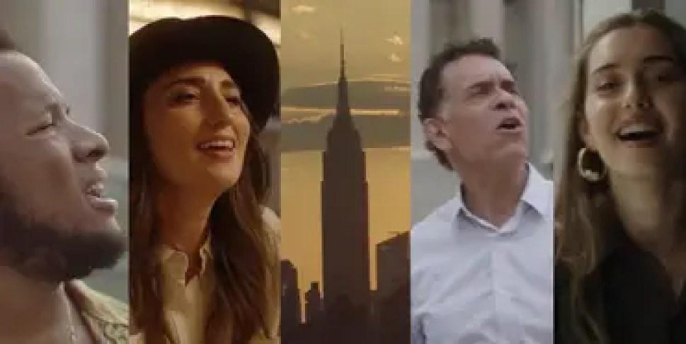 VIDEO: Sara Bareilles, Idina Menzel, Brian Stokes Mitchell, and More Perform Billy Joel's Photo