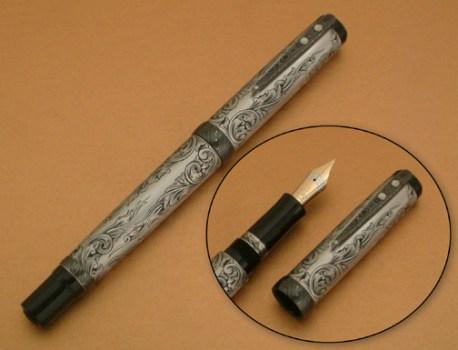 Engraved Titanium FP