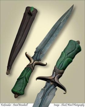Jade Dagger