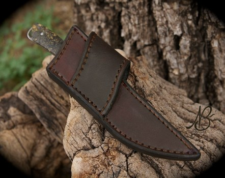 Small horizontal belt sheath
