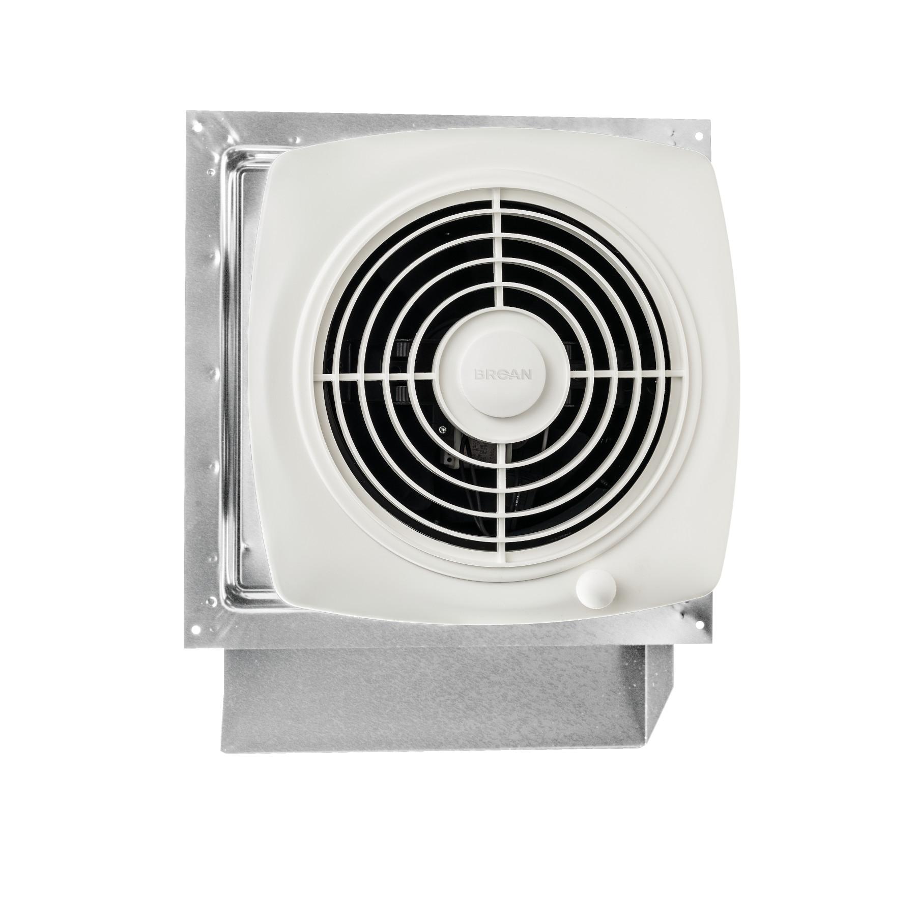 utility fans through wall fans