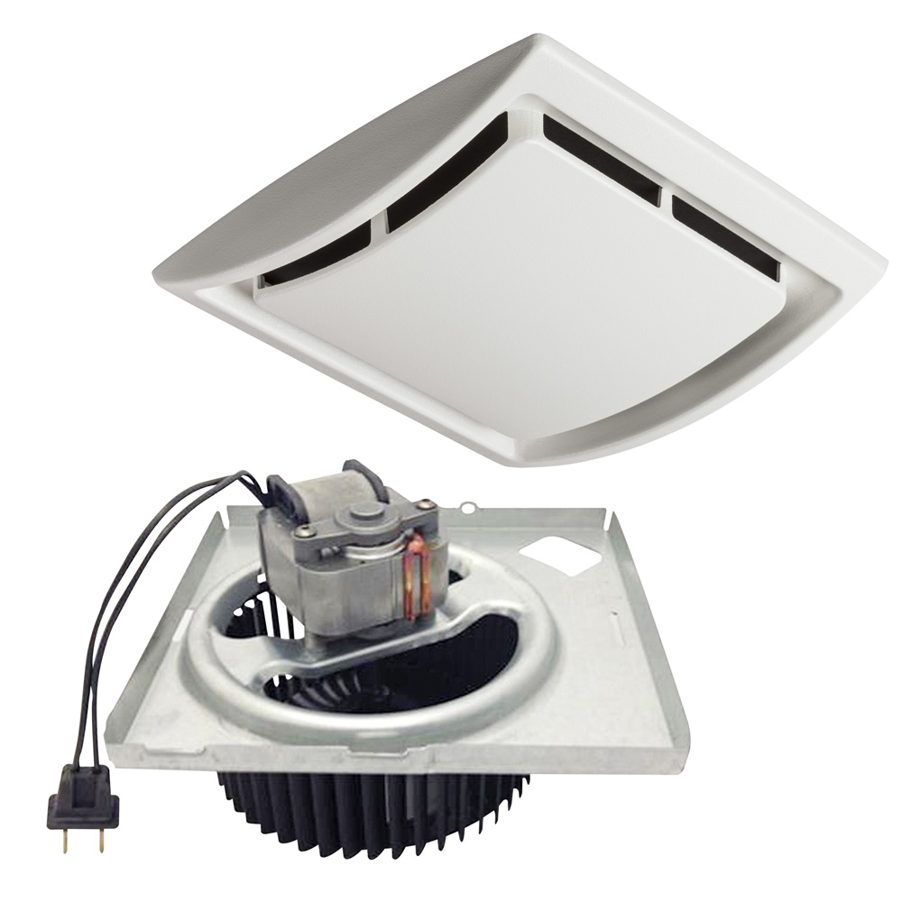 bathroom exhaust fan motor