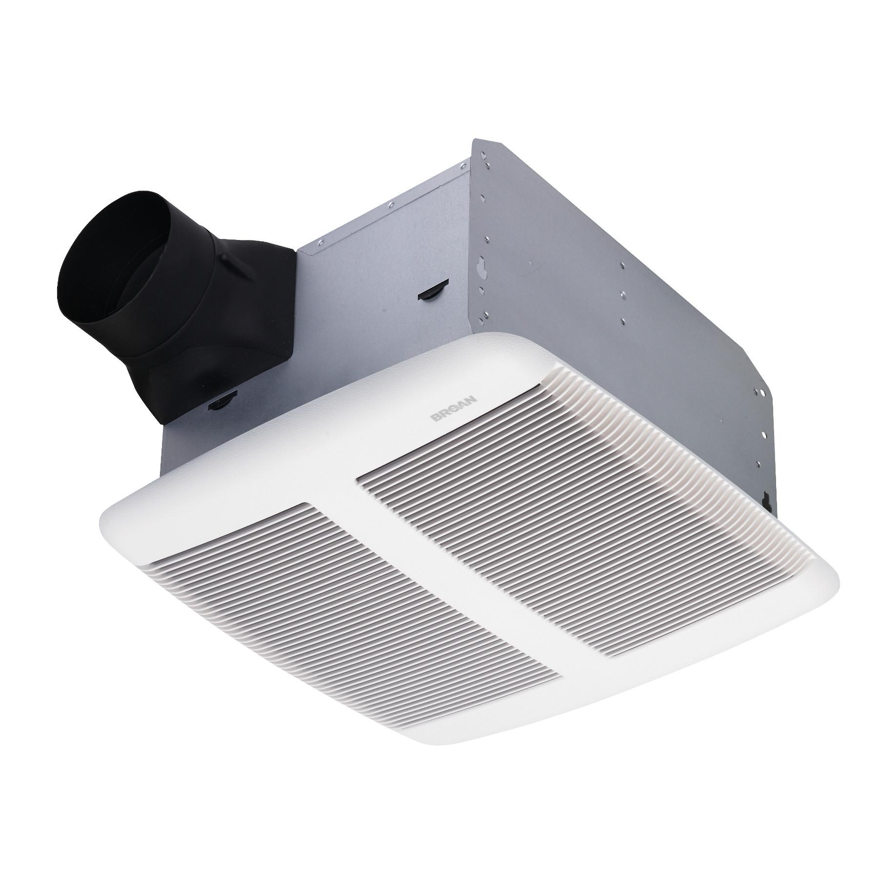 broan bluetooth speaker ventilation fan w bluetooth 110 cfm