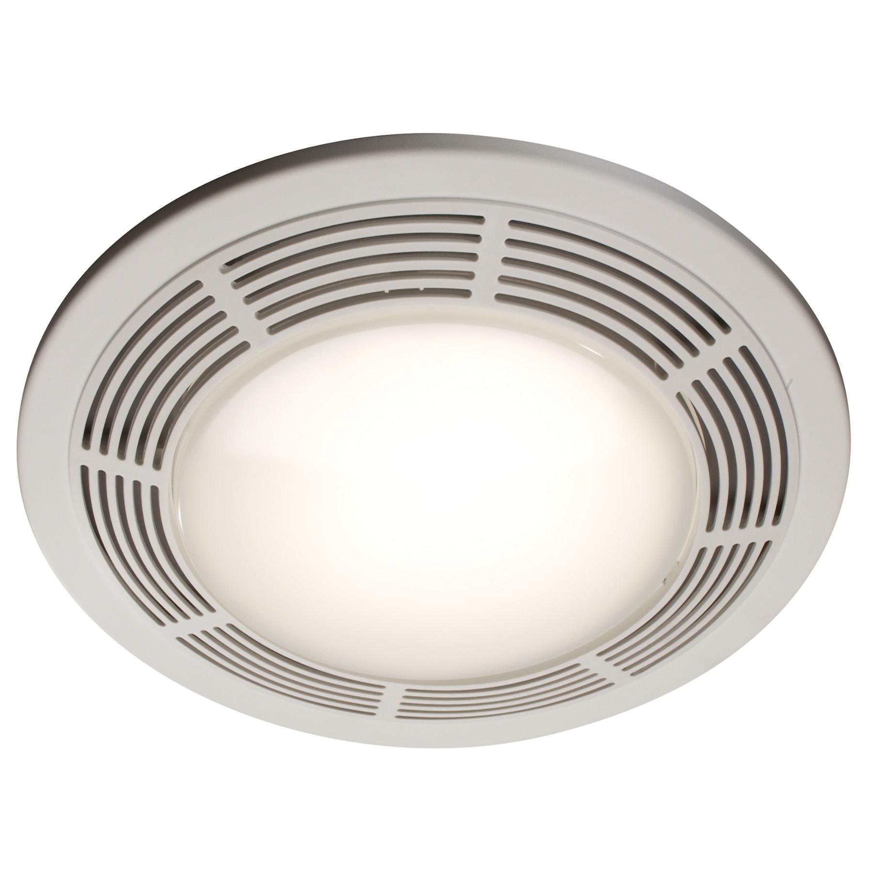 750 broan ventilation fan w light and