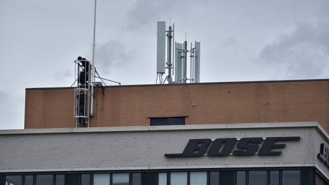 BOSE-Gebouw Broca Media