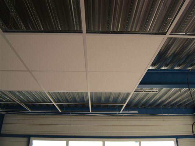 Dalle Plafond Suspendu 120x60 Maison Amp Travaux