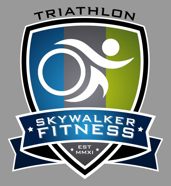 Skywalker Fitness crest by Raoul Mendoza