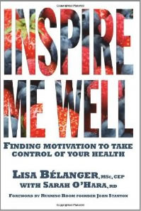 Inspire Me Well - the book