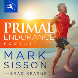 Primal Endurance podcast logo