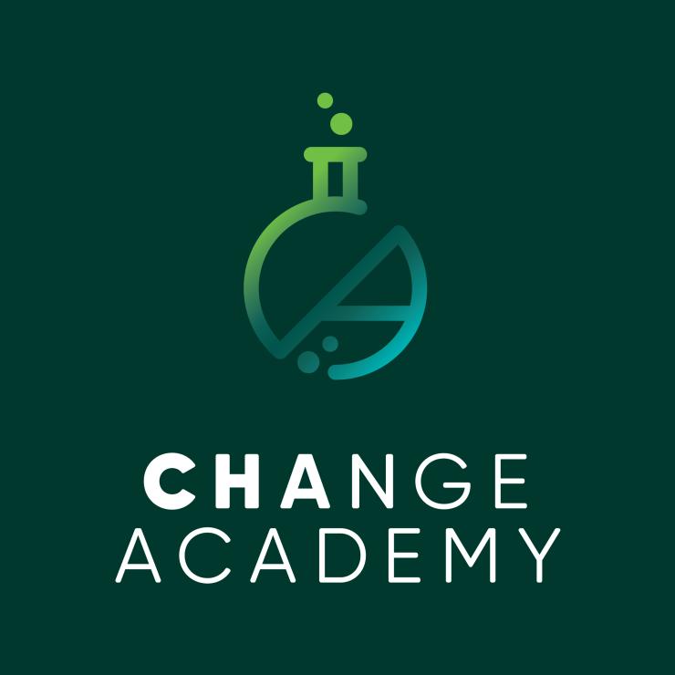 Change Academy podcast logo
