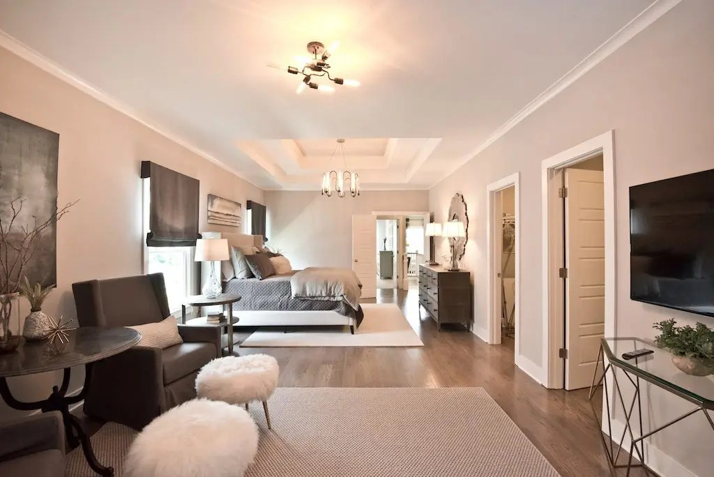 Master Suite Design Trends For Your New Home Brock Built