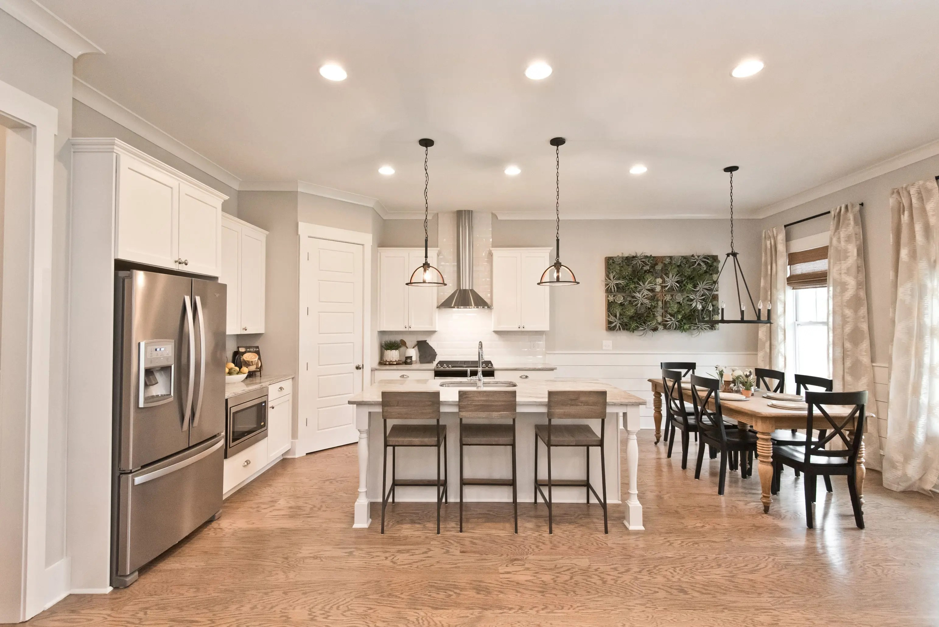 Make The Most Of Your Open Concept Space Brock Built