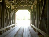 Hune Covered Bridge