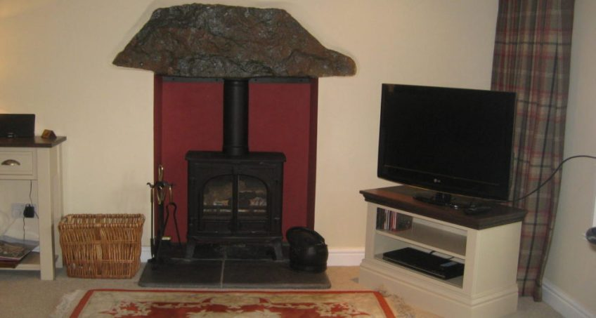 grasmere cottage stove