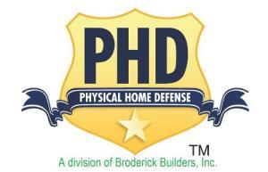 Physical Home Defense logo - Nashville remodeling security
