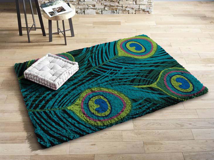 kits tapis smyrnalaine 100 x 150 cm