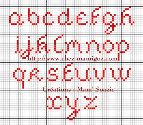 alphabet a broder