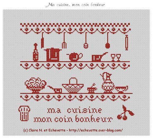 broderie traditionnelle grille gratuite