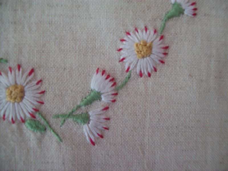 broderie traditionnelle modeles