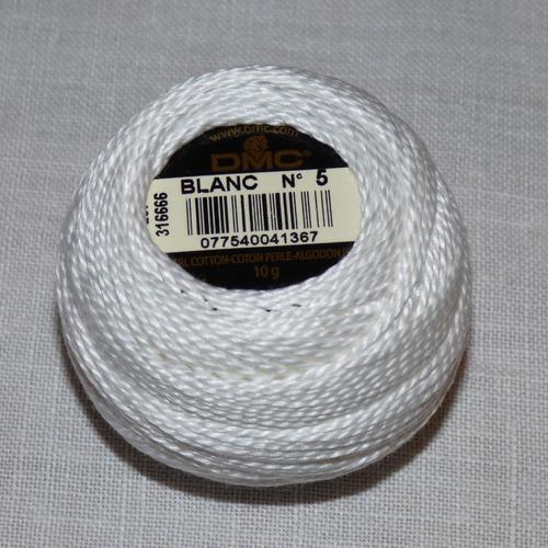 coton perle dmc n 5