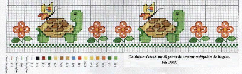 diagramme gratuit pour point de croix