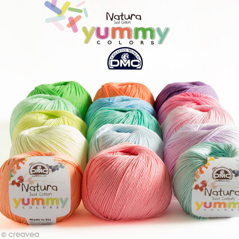 dmc coton natura