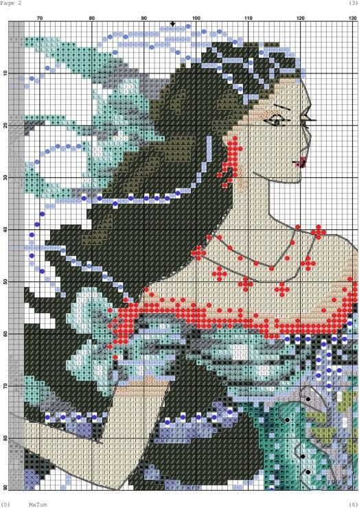 dmc cross stitch patterns free download
