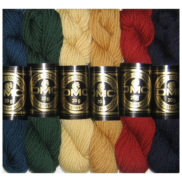 dmc laine colbert tapestry wool
