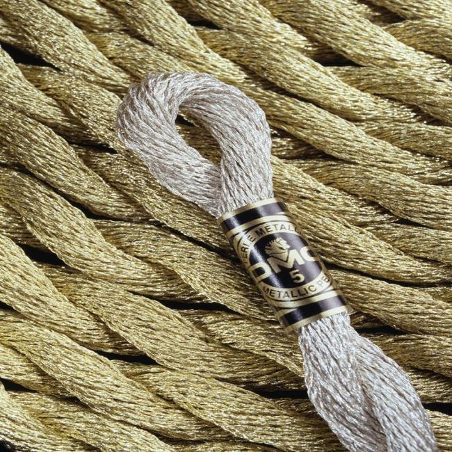 fil coton perle dmc