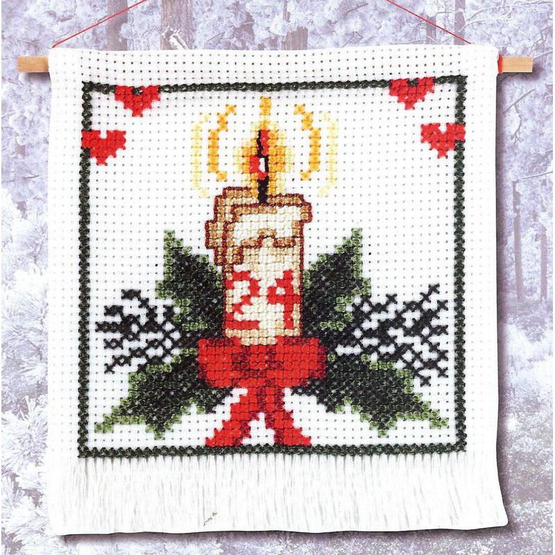 kits broderie point de croix