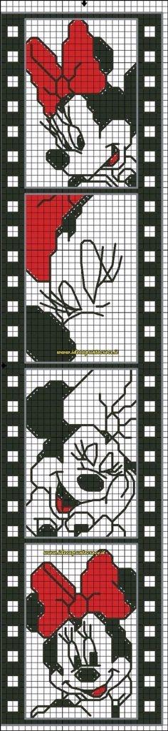 modele point de croix gratuit a imprimer
