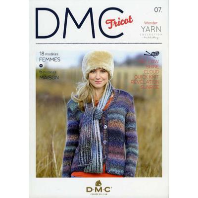 modele tricot dmc