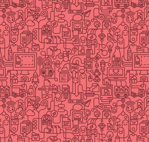 pattern free