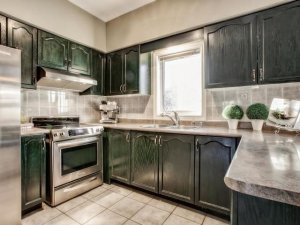 An image of the eat-in kitchen for 830 Surin Crt in Newmarket