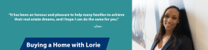 main image for buying a home with lorie
