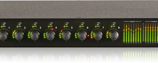 Metric Halo Convertors for Studio & Mobile Recording