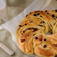 Torta angelica (delle sorelle Simili) con lievito madre