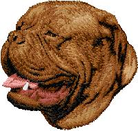 Hundbrodyr Dogue de bordeaux