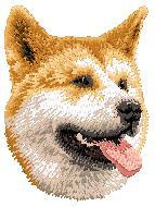 Hundbrodyr akita